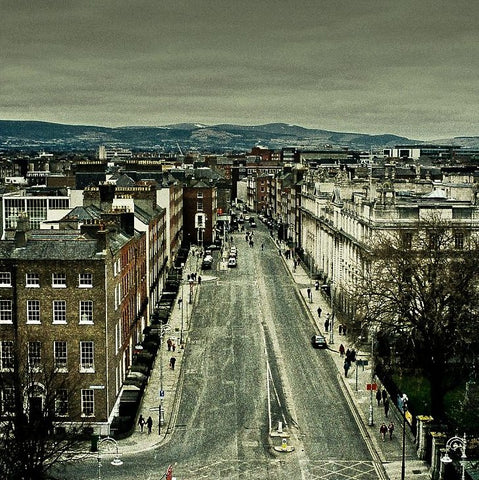Merrion Row, Dublin.