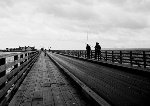 Wooden Bridge, Dollymount.