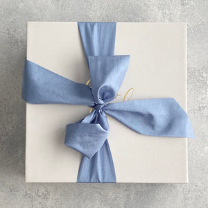 Curated Gift Boxes with Box+Wood Gift Company - The Blushing Bride Gift Box