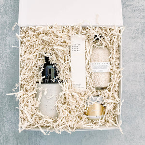 The Winter White Box