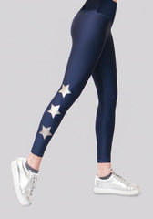 Blue Legging with Stars Shop Now