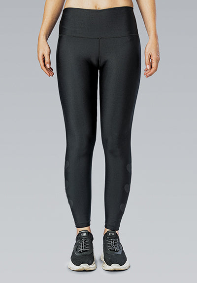 INFINITY HEARTS BLACK LEGGING