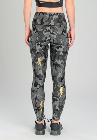 INFLUENCE CAMO LEGGING