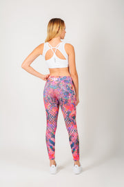Seamless Waistband Legging for Summer
