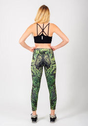 Best Green Legging activefitwear.com