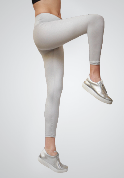 LUMINOUS LEGGING - SILVER
