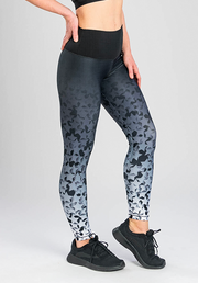 METALLIC STARS LEGGING