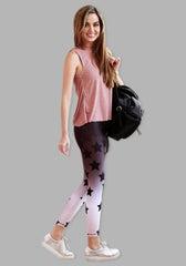 Ombre Stars Leggings Shop Now