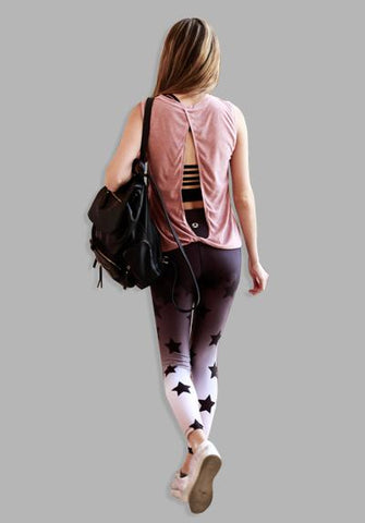 Most Beautiful Pink Leggings