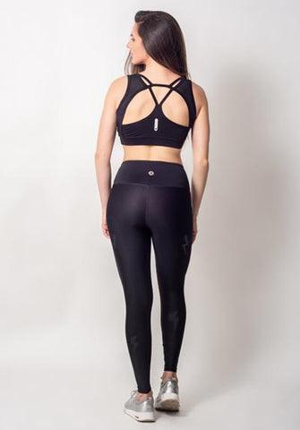 Active Black Leggings