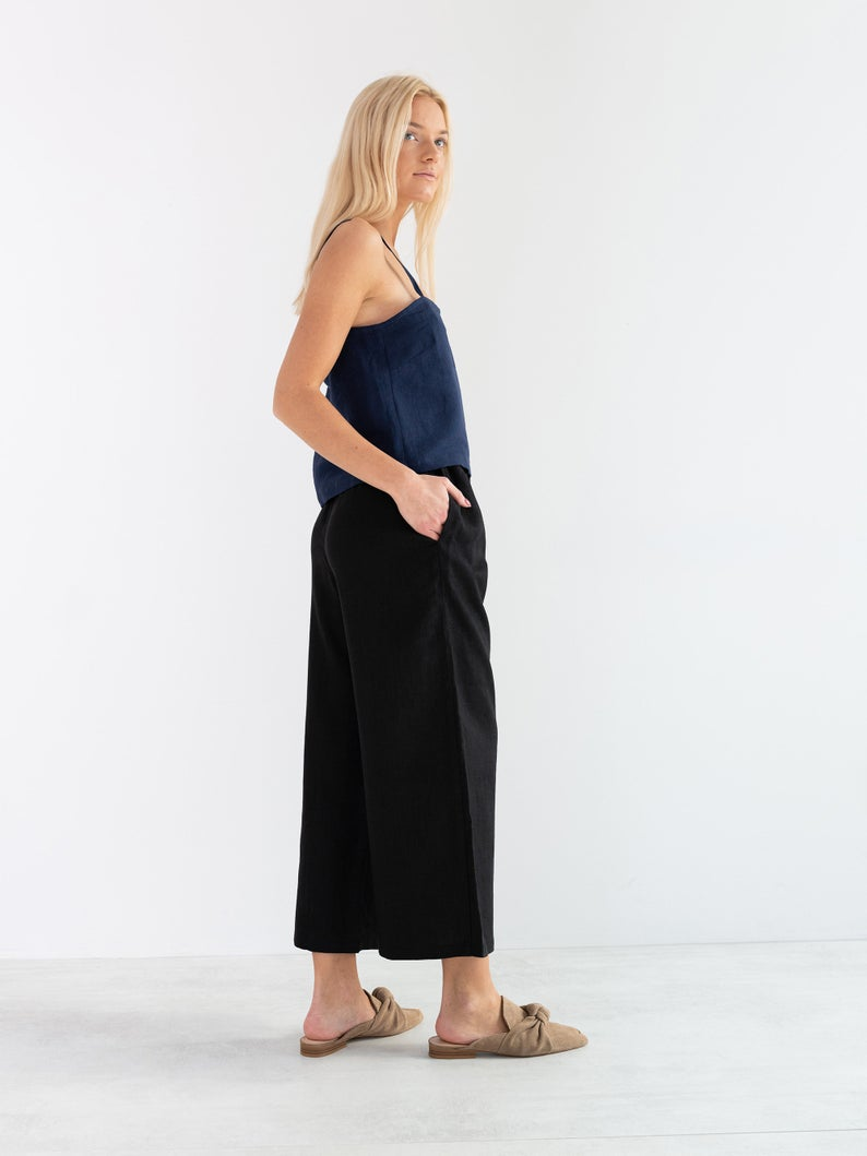 Page Linen Camisole