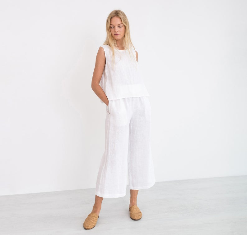 Riley Linen Pants