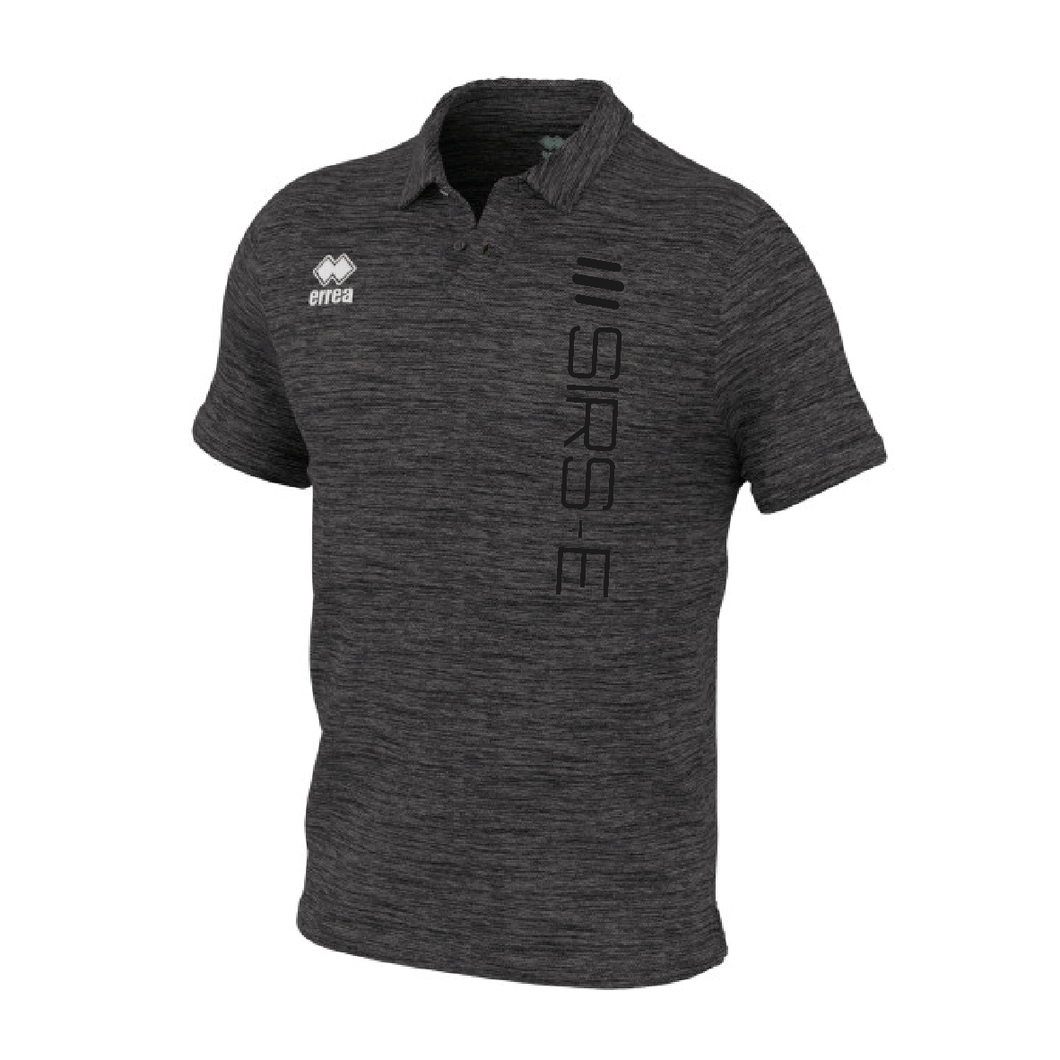 SIRS-E Official Polo, Dark Gray
