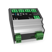 Load image into Gallery viewer, Enttec DIN-RDS4 71004 4 Port RDM DMX DIN Rail Isolated Splitter