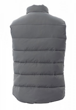 Load image into Gallery viewer, SIRS-E Official Puffer Vest, Gray