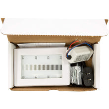Load image into Gallery viewer, White & Single Color LED Touch DMX Wall Mounted Controller Kit - White