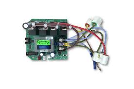 SPA POWER PCB Conversion Kit Assembly - Spa Power 54500 & 500A to 500A Mk II Series