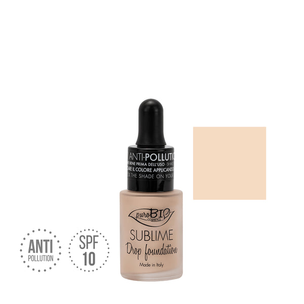FONDOTINTA SUBLIME DROP FOUNDATION