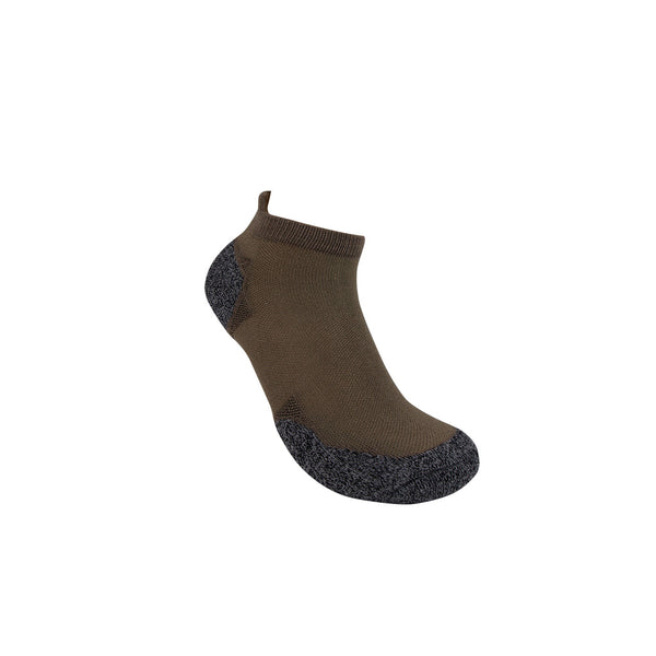 3G-Bamboo Ankle Sock - OLIVE