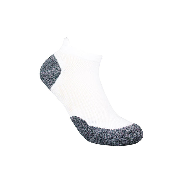 3G-Bamboo Ankle Sock - WHITE