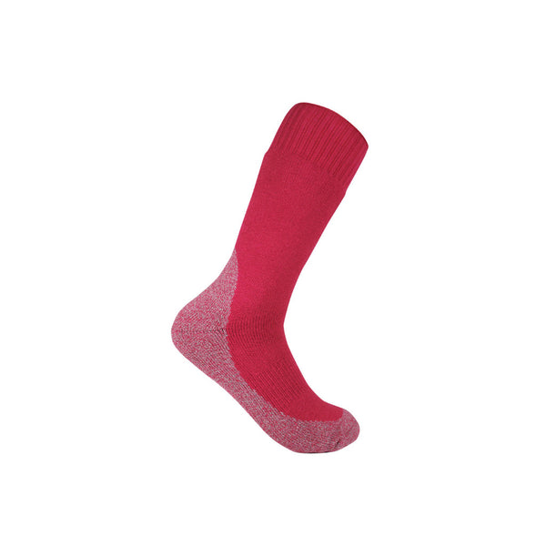 3G-Bamboo Thick Work Sock - PINK