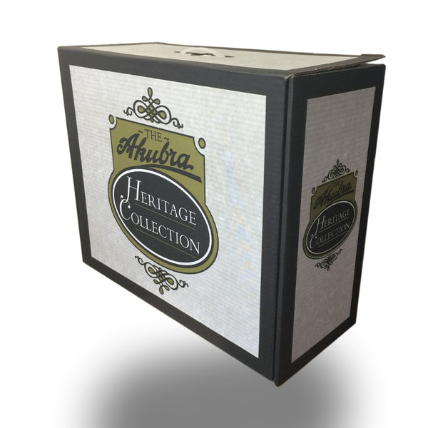AKUBRA HERITAGE COLLECTION BOX
