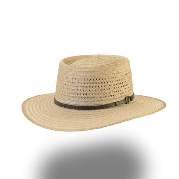 AKUBRA BYRON Natural Straw