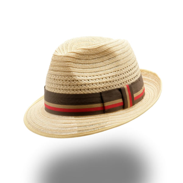 AKUBRA CASABLANCA Natural Straw