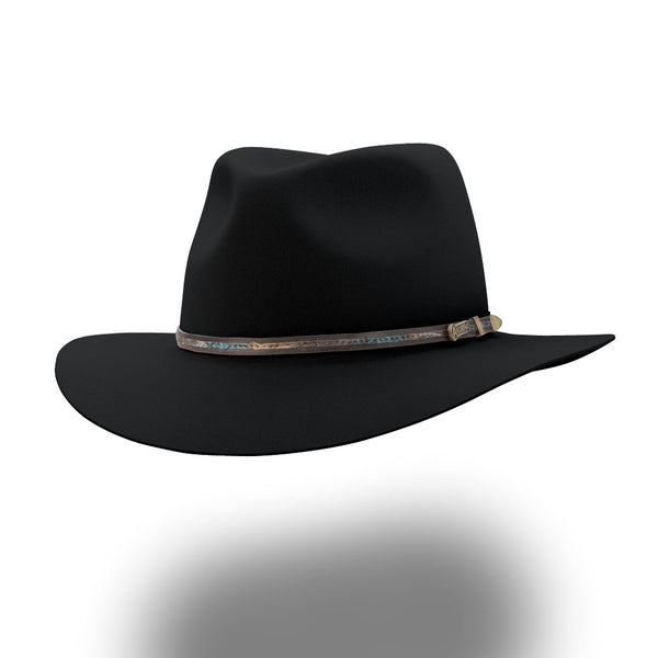 AKUBRA LEISURE TIME Black