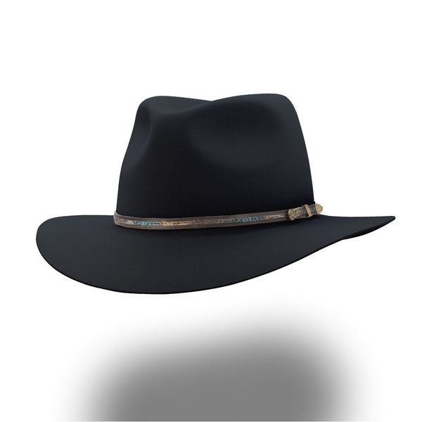 AKUBRA LEISURE TIME Graphite Grey