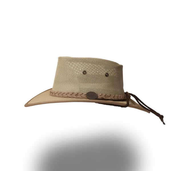 1057-Canvas Drover - Beige