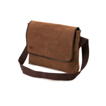 Burke & Wills Dry Wax Cotton - Fitzroy Bag