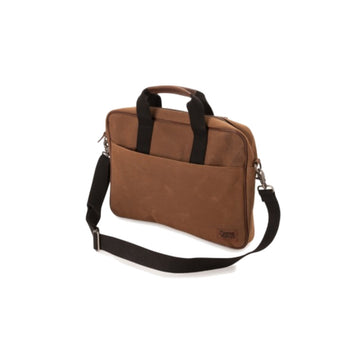 Burke & Wills Dry Wax Cotton - Laptop Bag