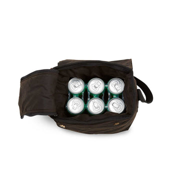 Didgeridoonas Oilskin Bag - 6 PACK COOLER BAG