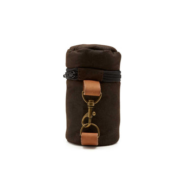 Didgeridoonas Oilskin Accessories - Can Cooler with Lid