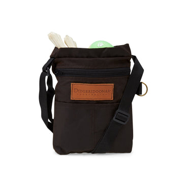 Didgeridoonas Oilskin Bag - Dog Walkers Carry-All