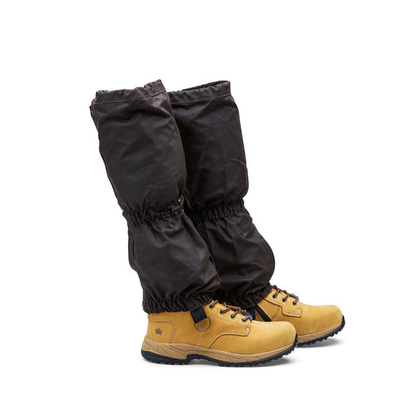 Didgeridoonas Oilskin Outerwear - Long Gaiters