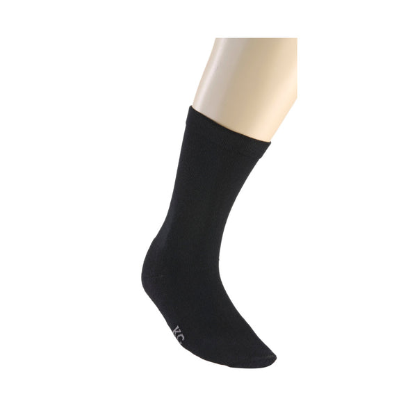 KG-Bamboo Men's Business Sock - BLACK