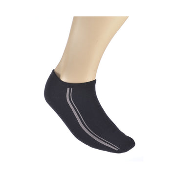 KG-Bamboo Men's Sport Sock - BLACK