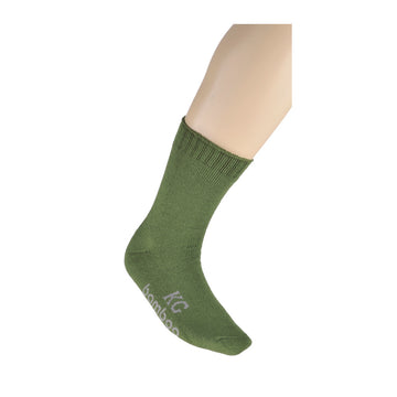 KG-Bamboo Men's Work Sock - JUNGLE