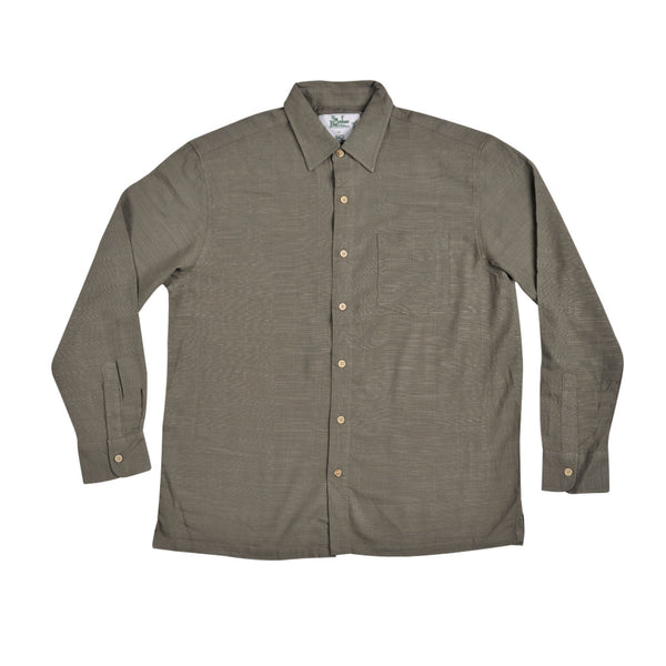 KG-Bamboo Fibre Men's Long Sleeve - JUNGLE