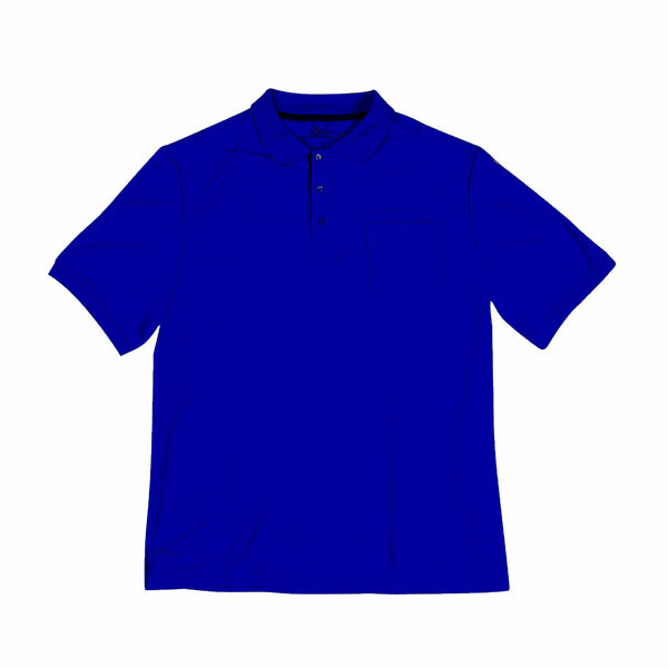 KG-Bamboo Fibre Men's Polo - POLO NAVY