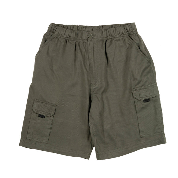 KG-Bamboo Men's Relax Short - JUNGLE