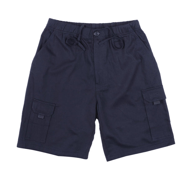 KG-Bamboo Men's Relax Short - NAVY