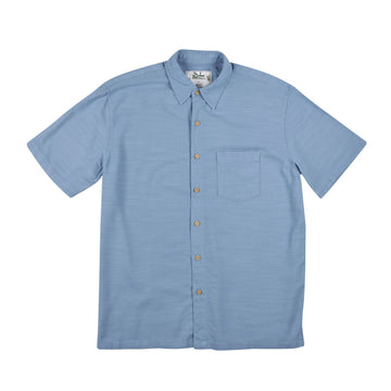 KG-Bamboo Fibre Men's Shirt - NEW BLUE