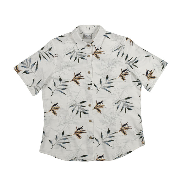 KG-Bamboo Women's short sleeve - FERN