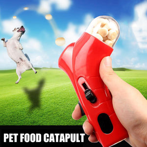 Pet Snack Treat Launcher
