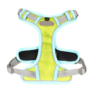 All Weather No Pull Step-in Collar Mesh Padded Vest Harness