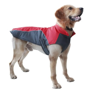 Warm Winter Waterproof Dog Vest