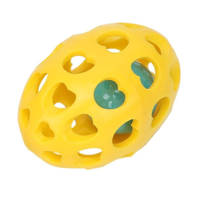 Chew Resistant Rubber Round Ball Toy